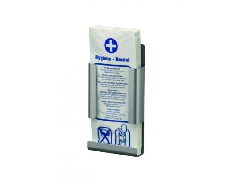 MediQo-line MediQo-line Hygienezakjesdispenser aluminium
