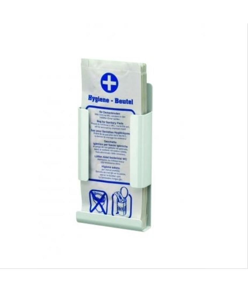 MediQo-line Hygienezakjesdispenser wit