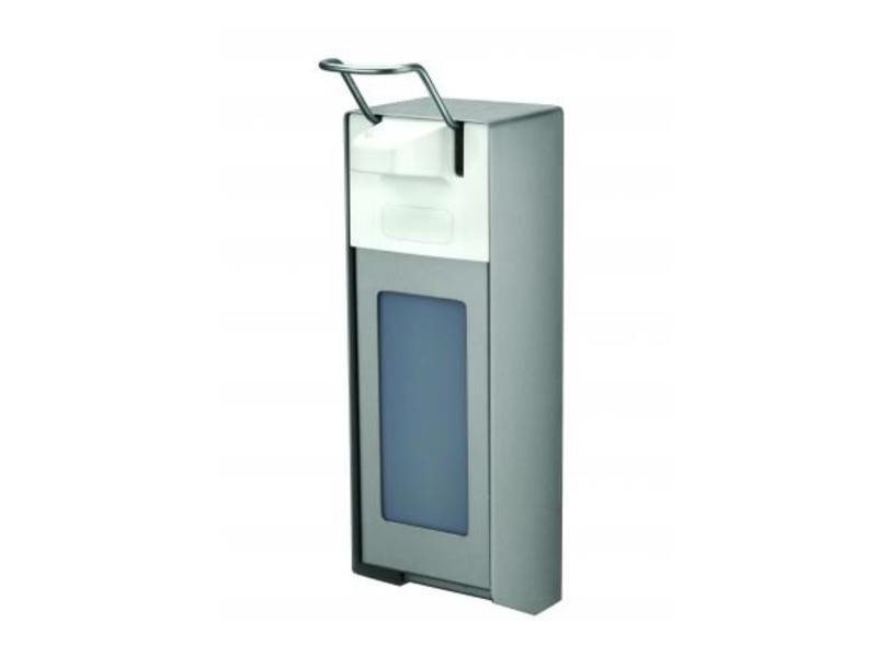 MediQo-line MediQo-line Garagezeepdispenser 1000 ml aluminium