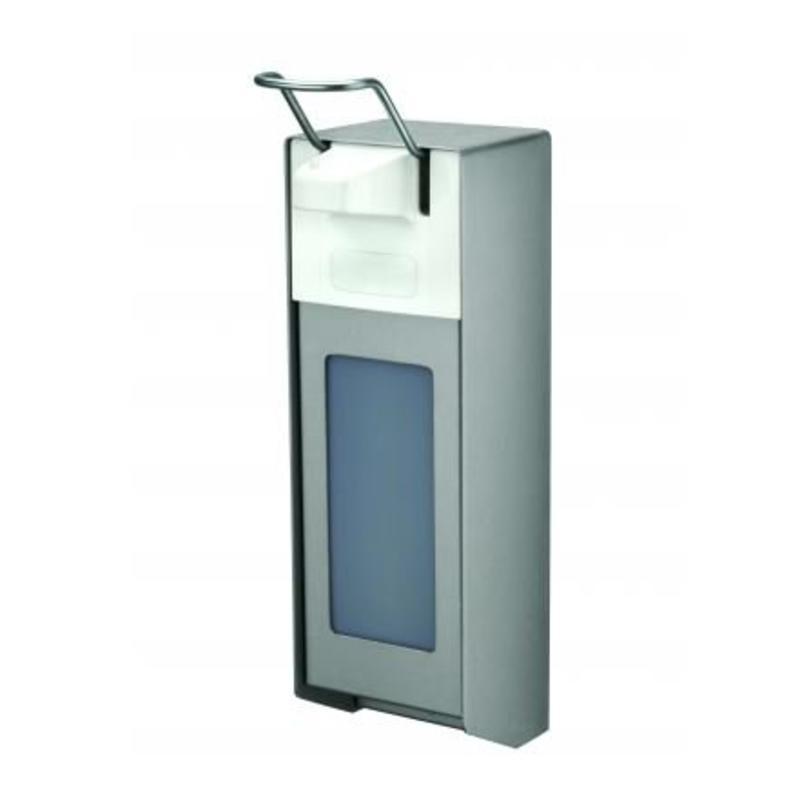 MediQo-line Garagezeepdispenser 1000 ml aluminium