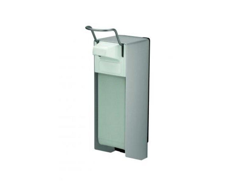 MediQo-line MediQo-line Zeep- & desinfectiemiddeldispenser 1000 ml KB aluminium