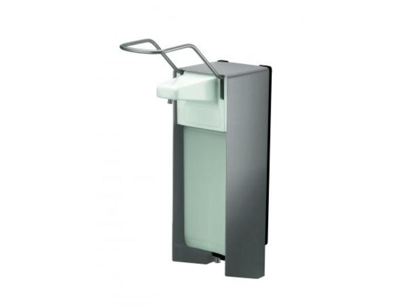 MediQo-line MediQo-line Zeep- & dispenser desinfectiemiddel 1000 ml LB RVS