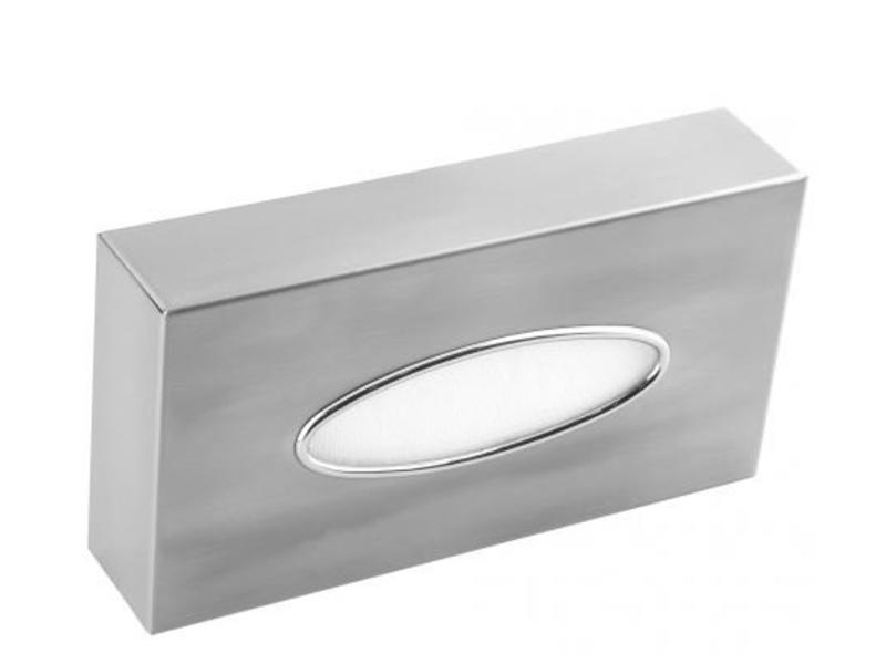 Mediclinics Mediclinics Facial tissue dispenser RVS