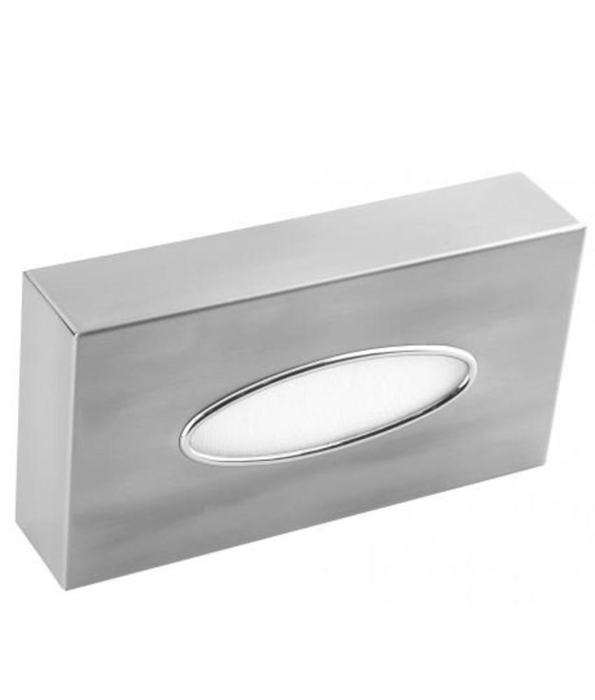 Mediclinics Facial tissue dispenser RVS