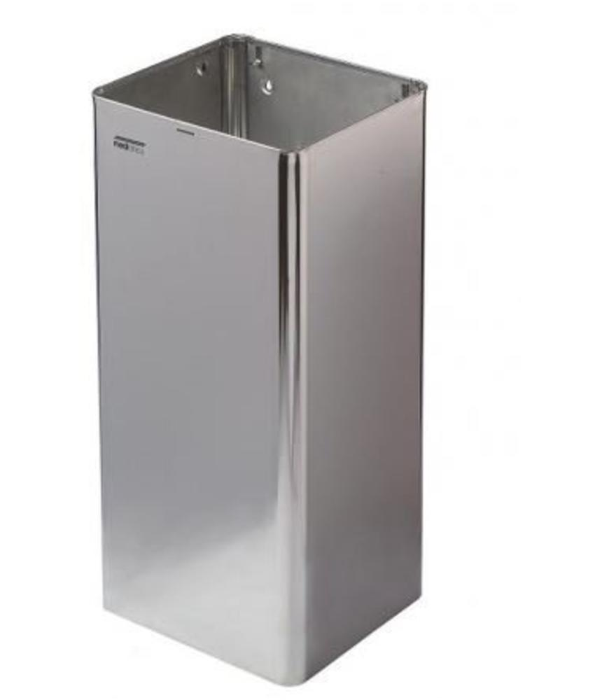 Mediclinics Afvalbak open 80 liter hoogglans