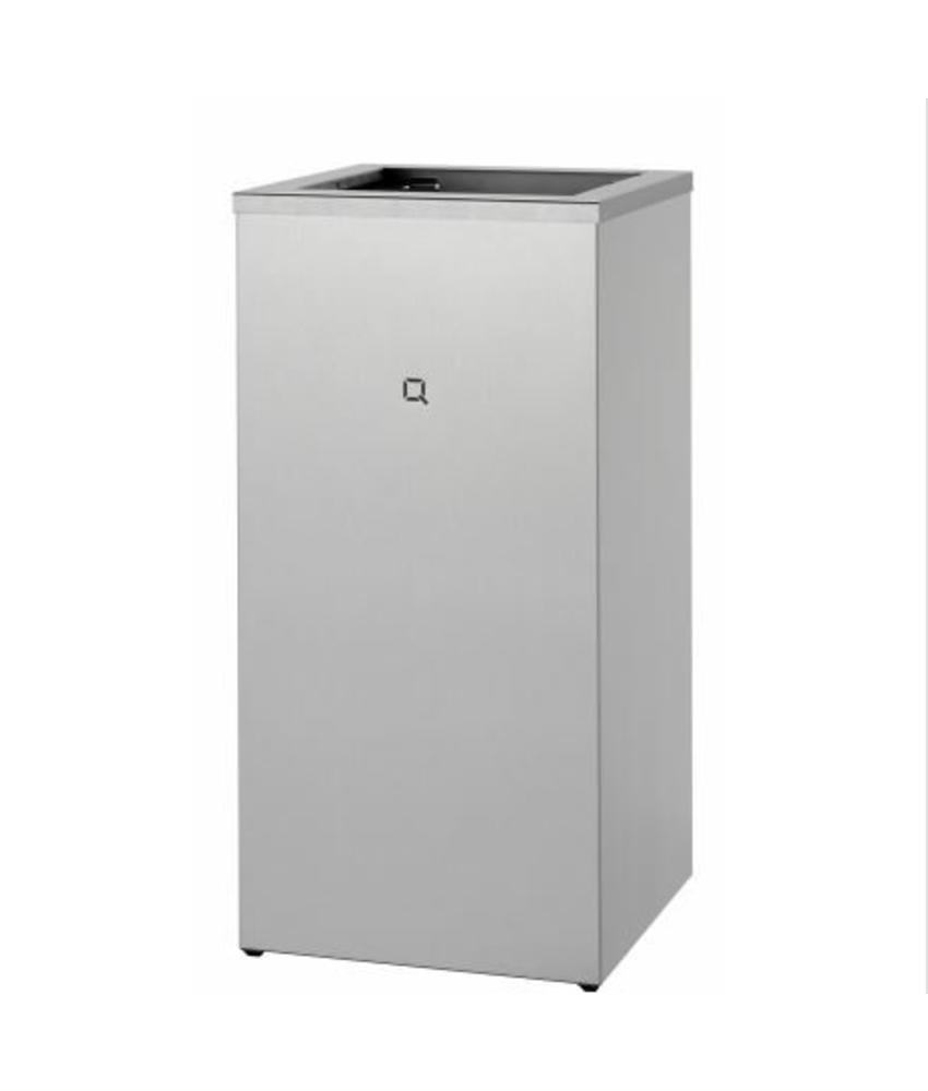 Qbic-line Afvalbak open 85 liter