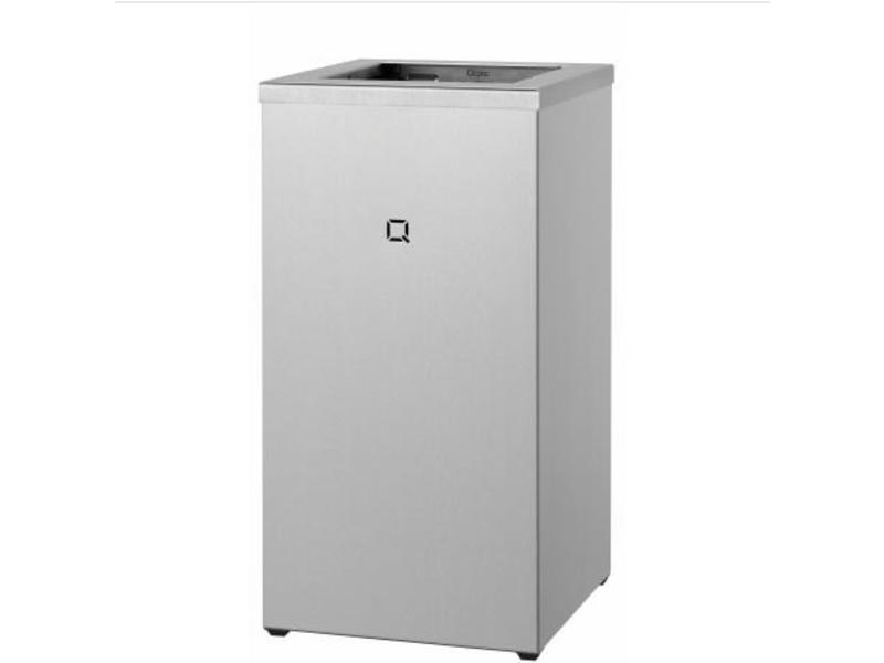 Qbic-line Qbic-line Afvalbak open 30 liter