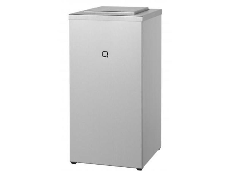 Qbic-line Qbic-line Afvalbak gesloten 30 liter