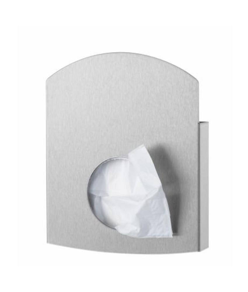 Hygienezakjeshouder RVS PlastiQline Exclusive