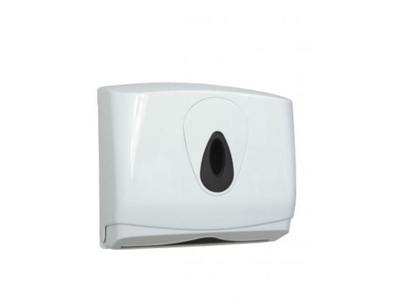 PlastiQline PlastiQline Handdoekdispenser mini kunststof