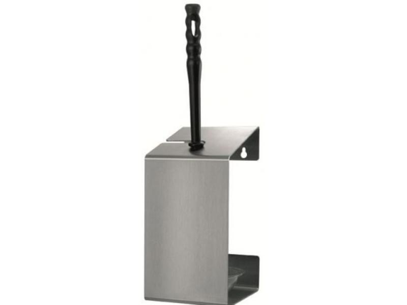 MediQo-line MediQo-line Toiletborstelhouder RVS