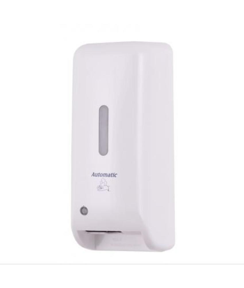 MediQo-line Zeepdispenser automatisch kunststof wit