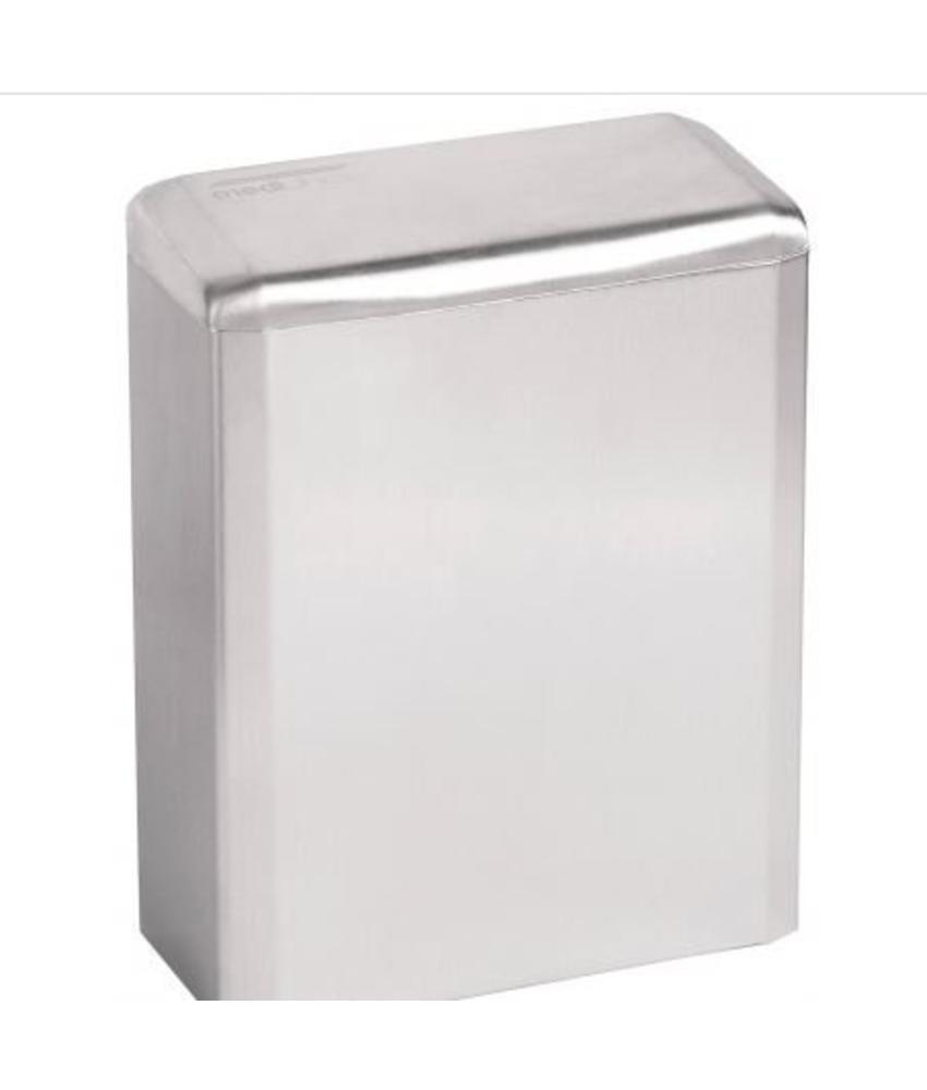 Mediclinics (Hygiene)bak 6 liter gesloten hoogglans