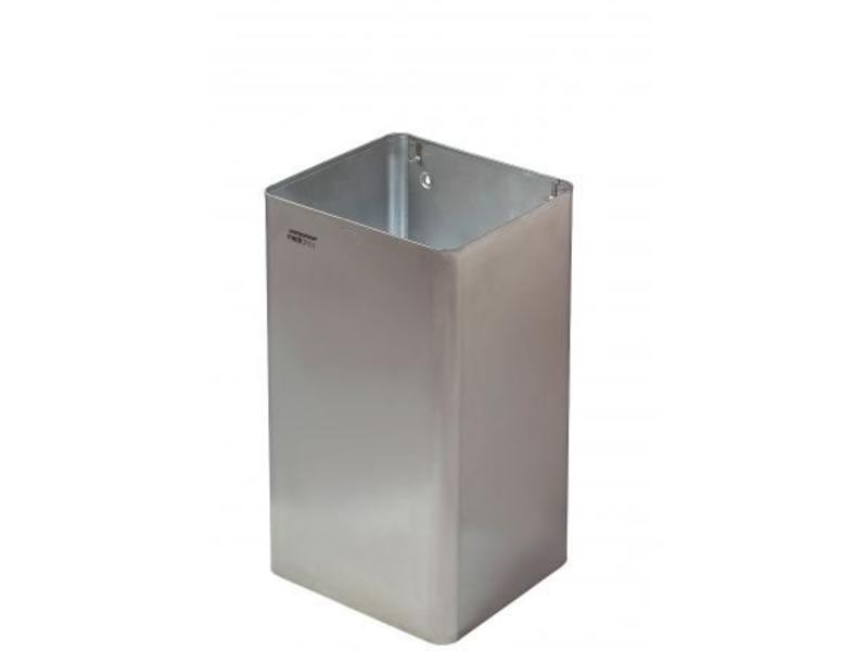 Mediclinics Mediclinics Afvalbak open 65 liter hoogglans
