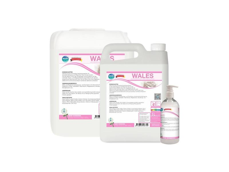 Arcora Handzeep - WALES doseerpomp 500ml