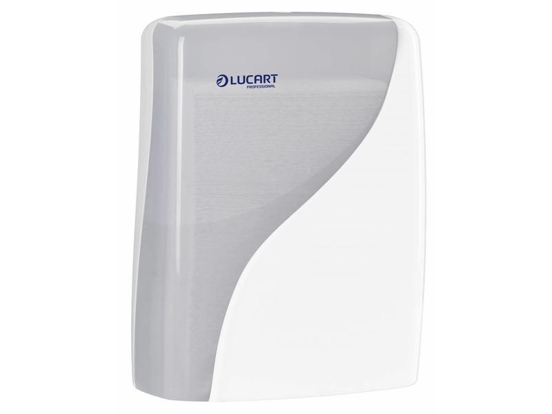 Lucart Lucart Handdoekpapierdispenser - Wit