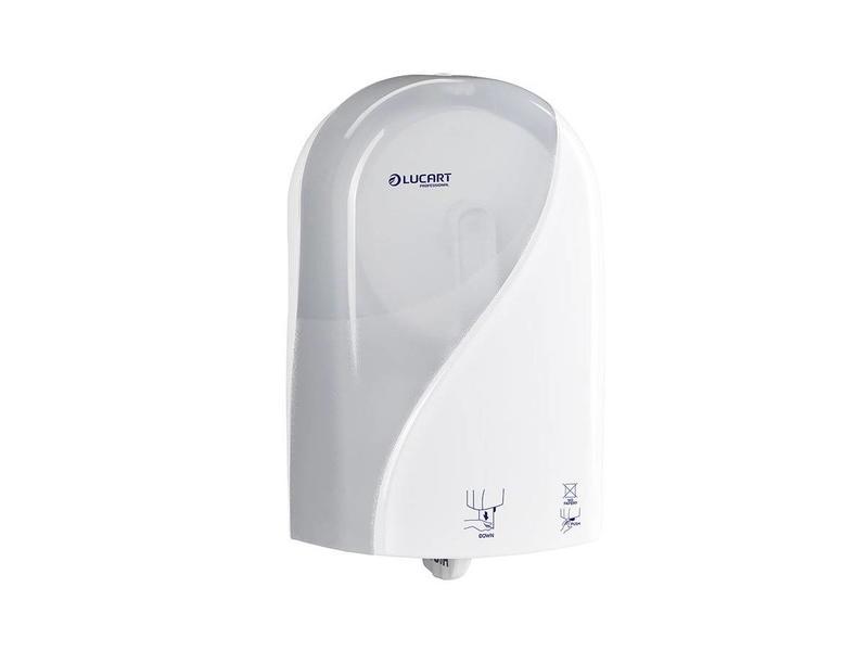 Lucart Lucart Toiletpapierdispenser Autocut - Wit