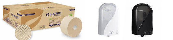 Jumbo Toiletpapier Autocut