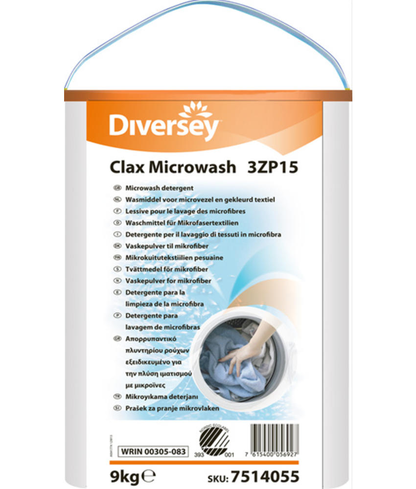 Clax Microwash forte G 32B1 - 9kg