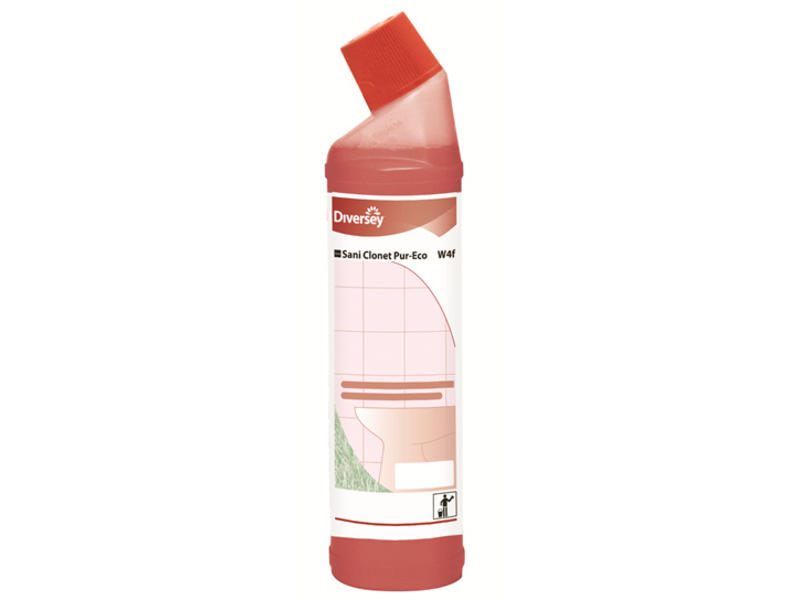 Johnson Diversey TASKI Sani Clonet Pur-Eco flacon rood - 750ml