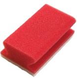 Johnson Diversey Diversey reinigingsspons - rood