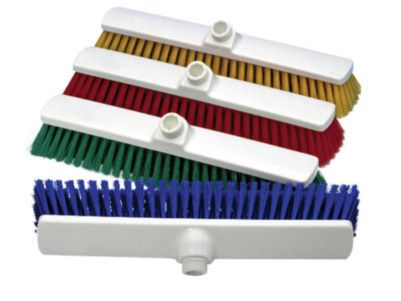 Johnson Diversey Veger - medium hard 400 mm - geel