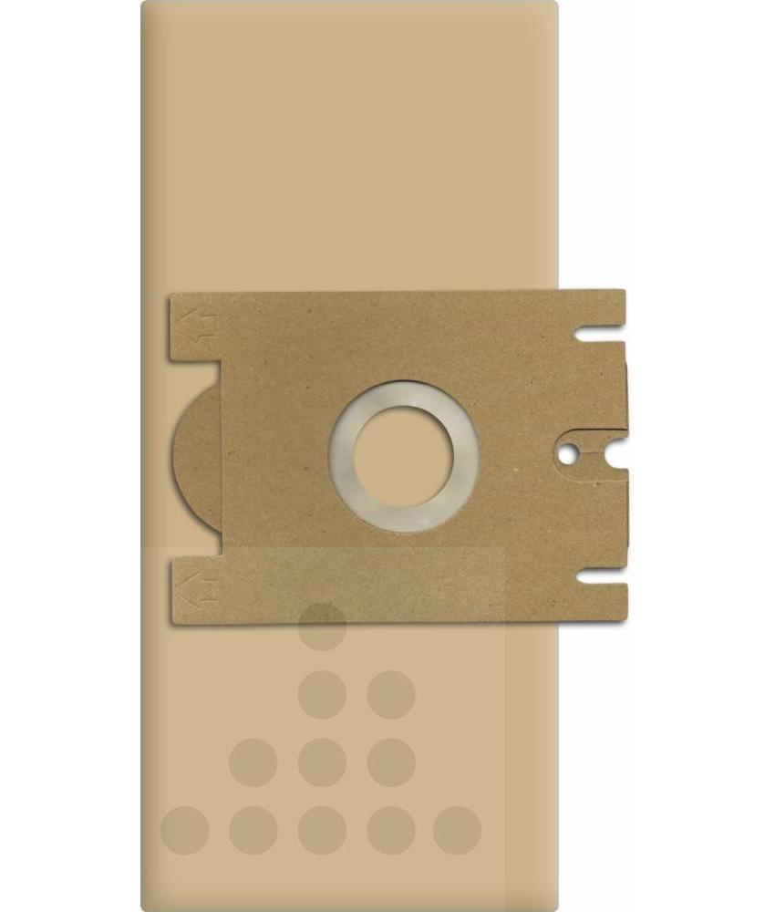 Stofzuigerzakken Nilfisk C10-C20 papier - 10 stuks