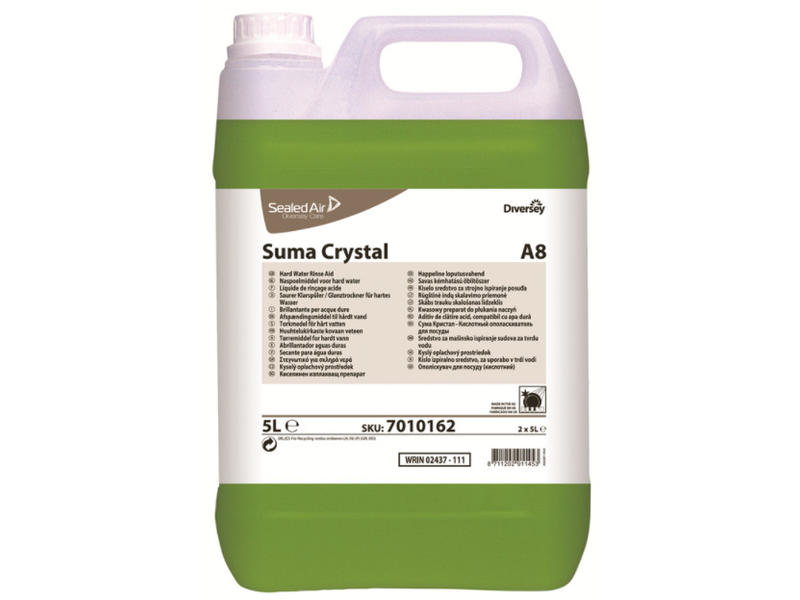 Johnson Diversey Suma Crystal A8 - 5L