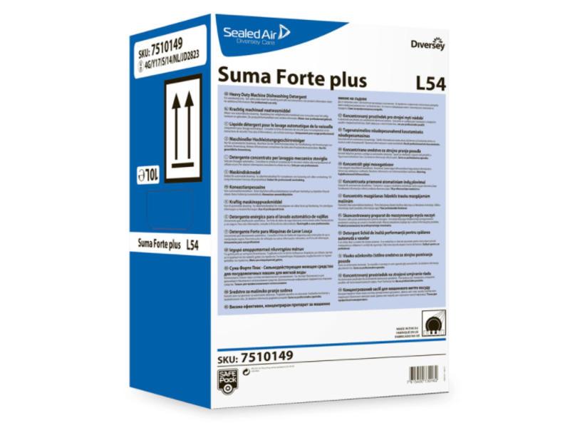 Johnson Diversey Suma Forte plus L54 - 10L