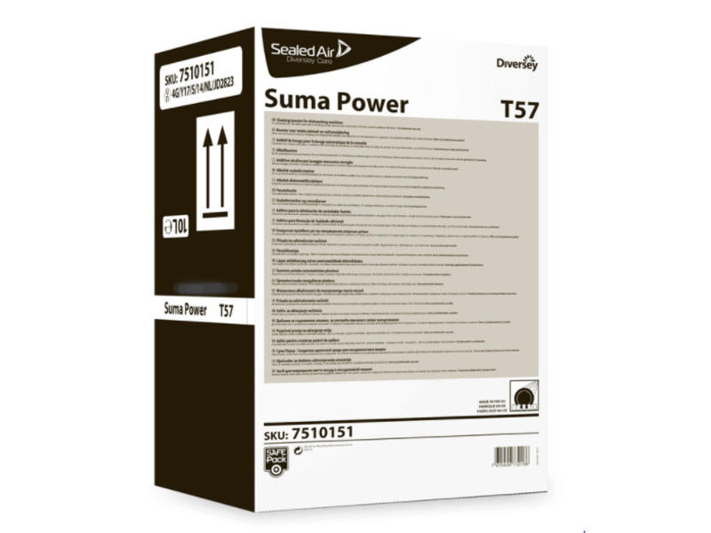 Johnson Diversey Suma Power T57 - Safepack 10L