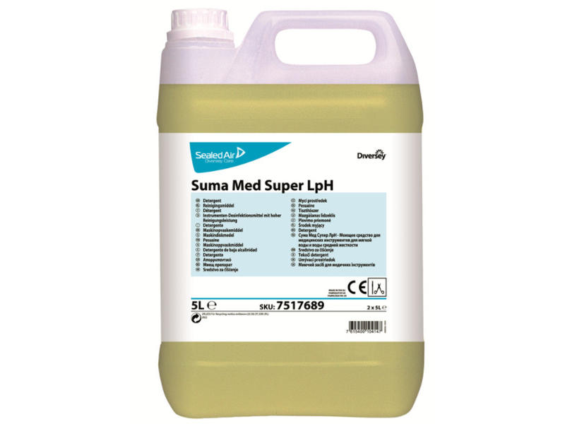 Johnson Diversey Suma Med Super LpH - 5L