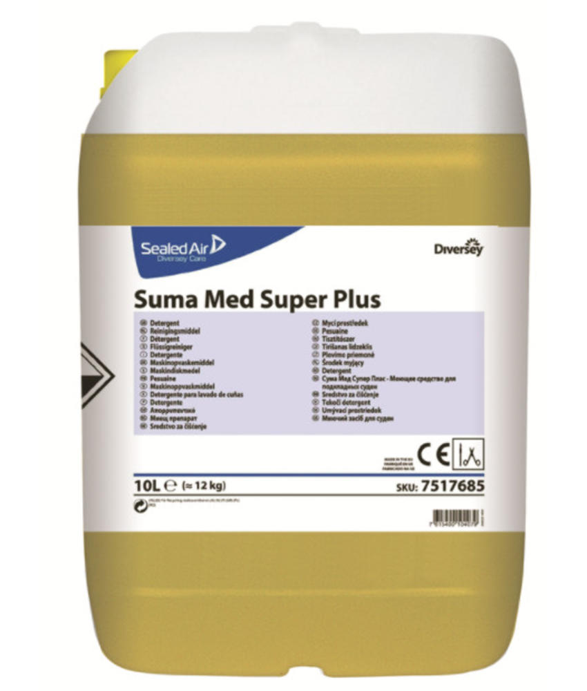Suma Med Super Plus - 10L