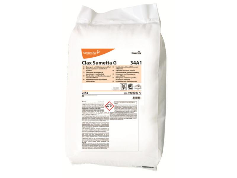 Johnson Diversey Clax Sumetta G 34A1 25 kg