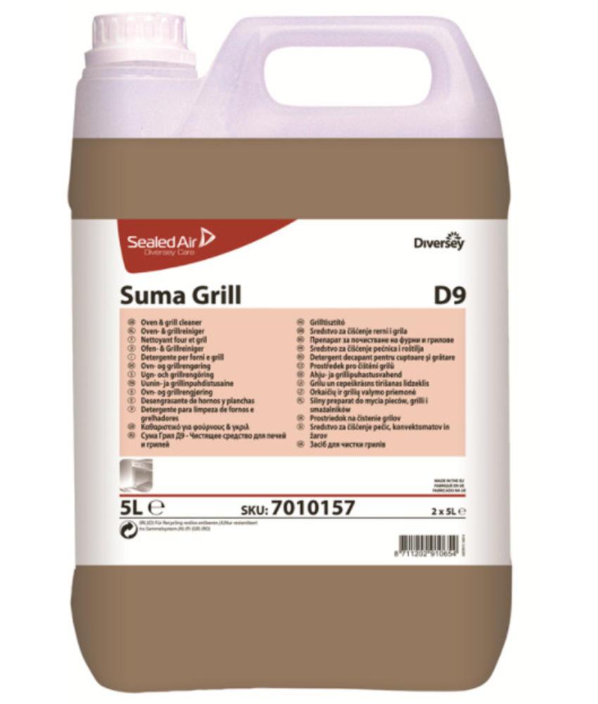 Suma Grill D9 - can 5 L