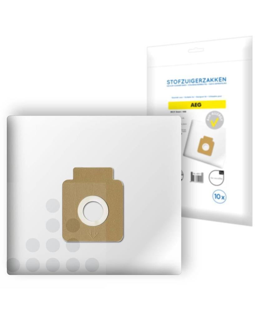 Stofzuigerzakken Aeg Smart 4 serie Type:Gr. 51 filterplus - 10 stuks