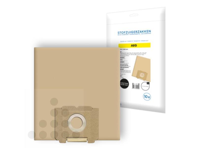 Eigen merk Stofzuigerzakken AEG 5000-serie papier - 10 stuks + filter