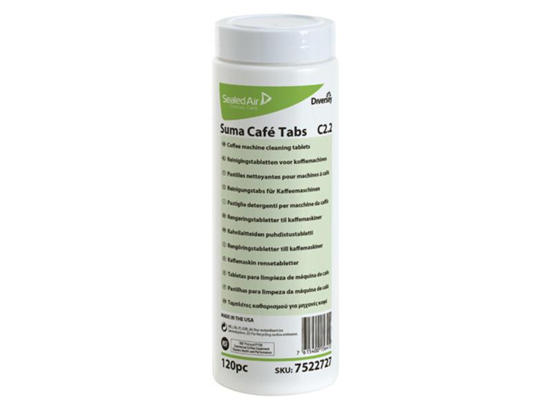 Johnson Diversey Suma Café Tabs C2.2