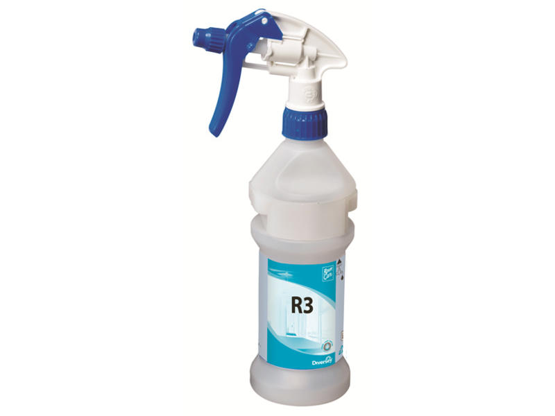 Johnson Diversey Sproeiflacons t.b.v. Room Care R3-plus
