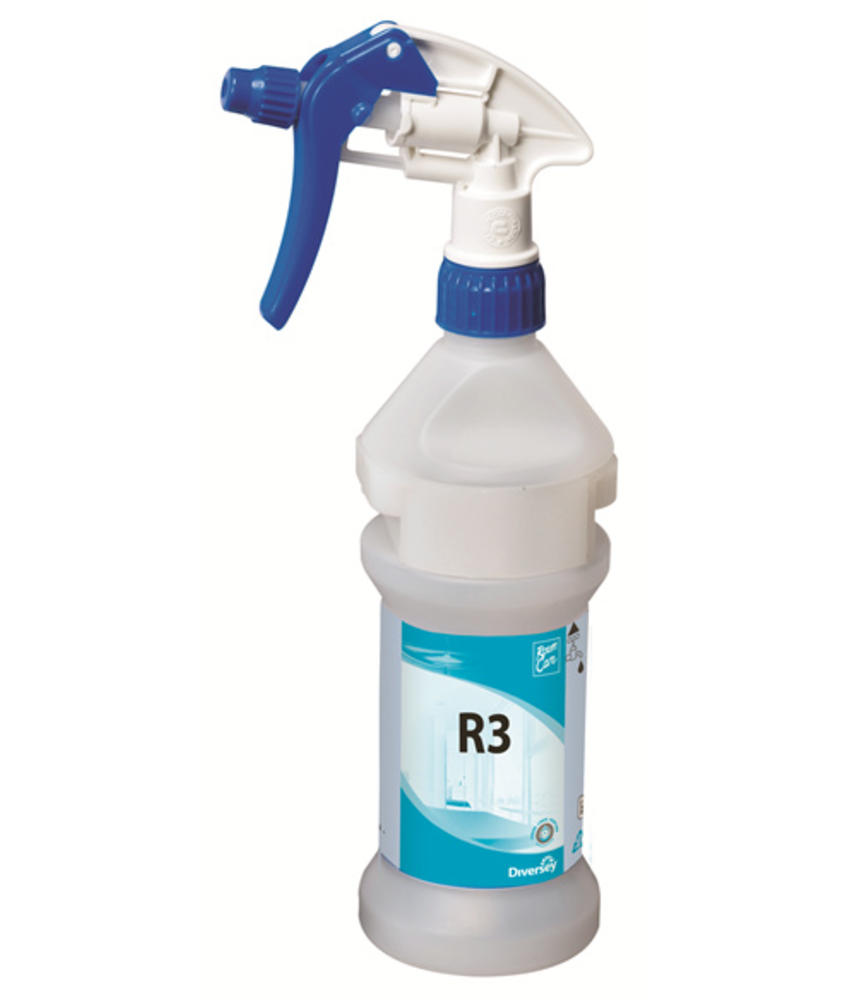 Sproeiflacons t.b.v. Room Care R3-plus