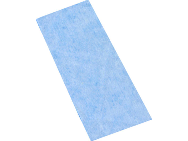 Johnson Diversey TASKI vloerwisdoek 60 x 25 cm, blauw 18 gram - 20x50 stuks
