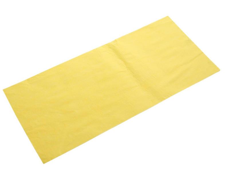 Johnson Diversey TASKI vloerwisdoek 60 x 25 cm, geel, 30 gram - 20 x 50 stuks