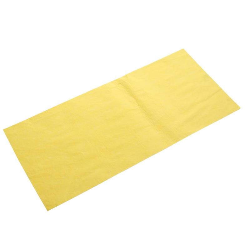TASKI vloerwisdoek 60 x 25 cm, geel, 30 gram - 20 x 50 stuks