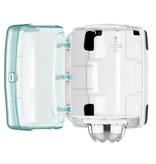 Tork Tork Centerfeed Poetspapier Dispenser Kunststof Wit/Turquoise M2