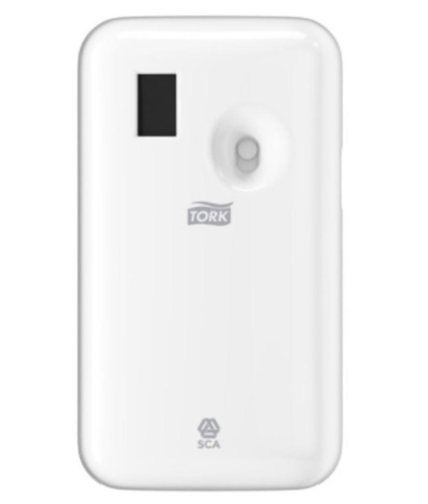 Tork Luchtverfrisser Spray Dispenser Kunststof Wit A1