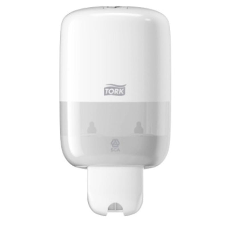 Tork Mini Vloeibare Zeep Dispenser Kunststof Wit S2