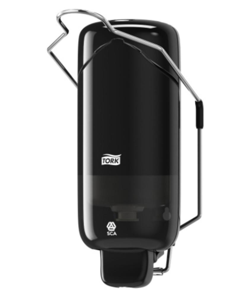 Tork Vloeibare Zeep Dispenser met Armbeugel Zwart S1