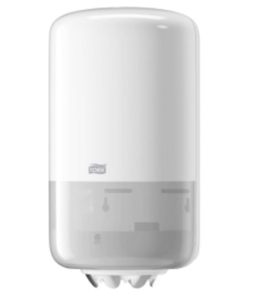 Tork Mini Centerfeed Poetspapier Dispenser Wit M1