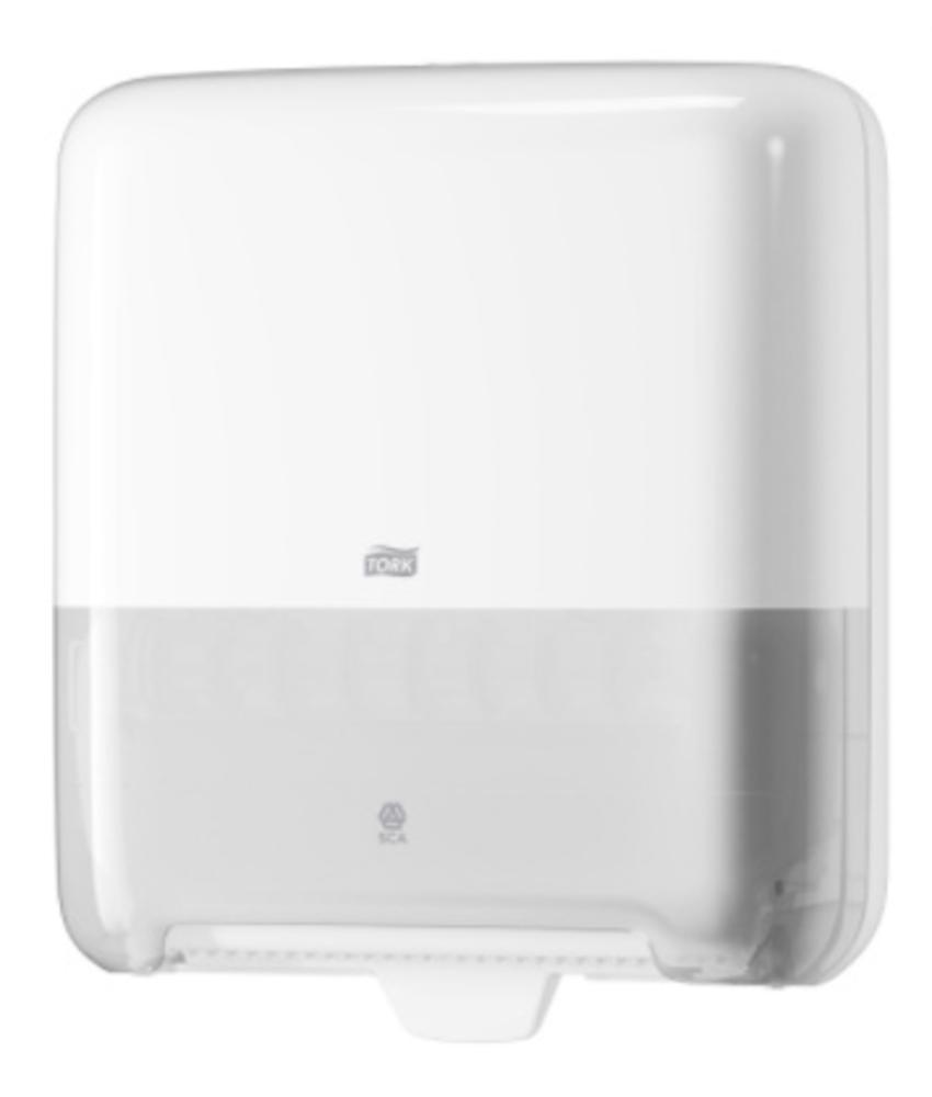 Tork Matic® Handdoekrol Dispenser Kunststof Wit H1