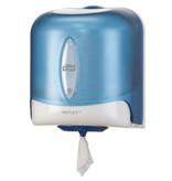 Tork Tork Reflex® Centerfeed Poetspapier Dispenser Kunststof Blauw M4