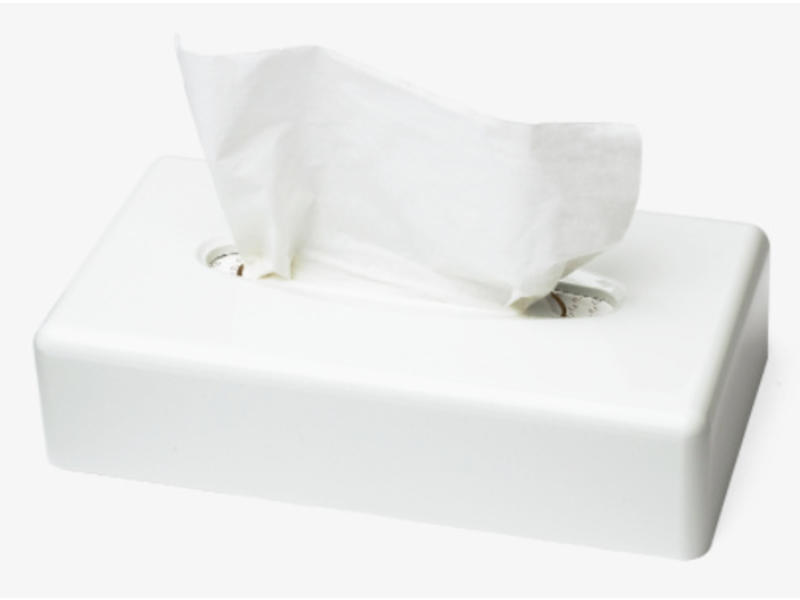 Tork Tork Facial Tissue Dispenser Kunststof Wit F1